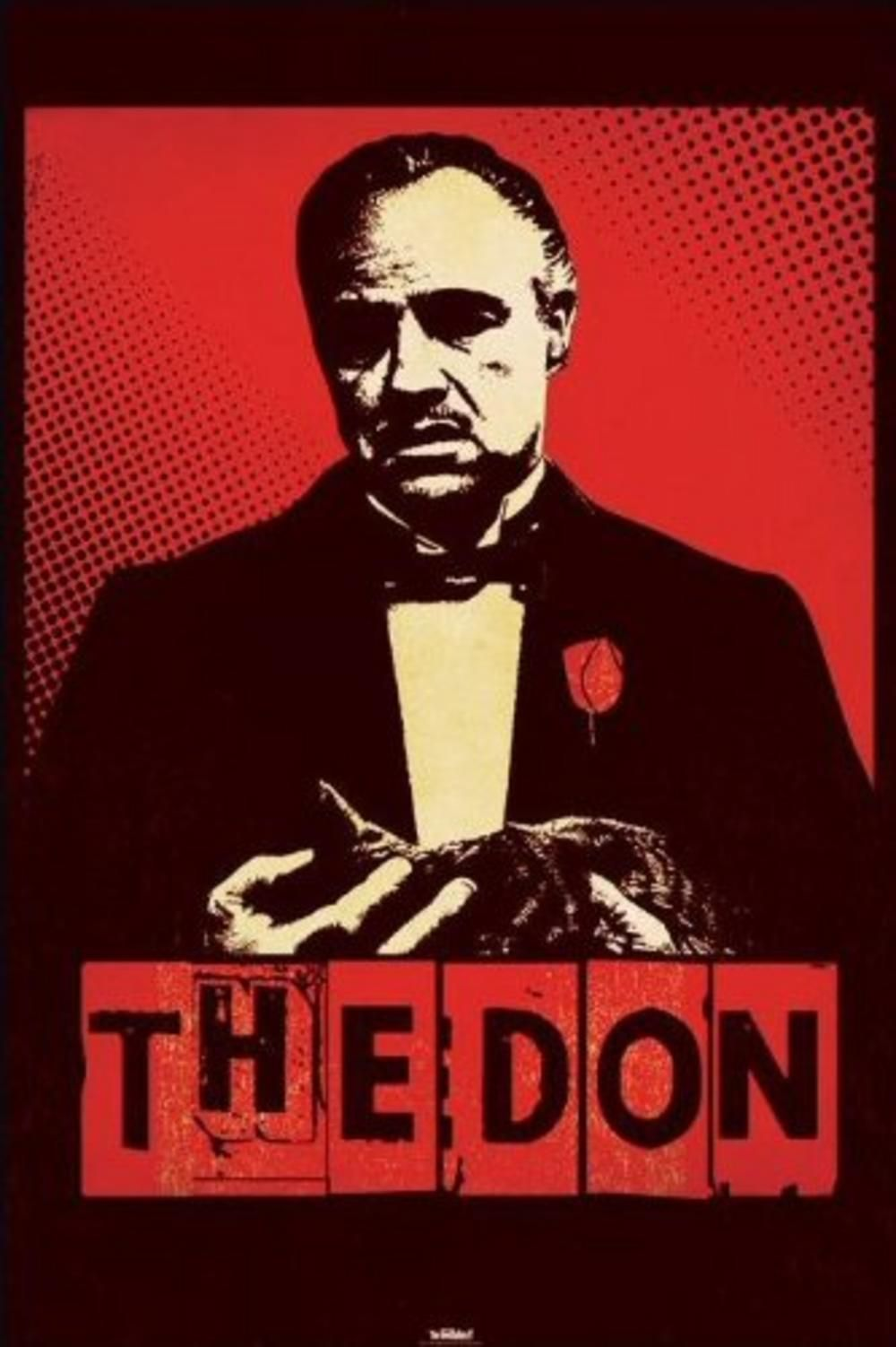 Pin De Jaymeallen Nation Em The Godfather Estampa De Cartaz Poderoso Chefao Cartaz