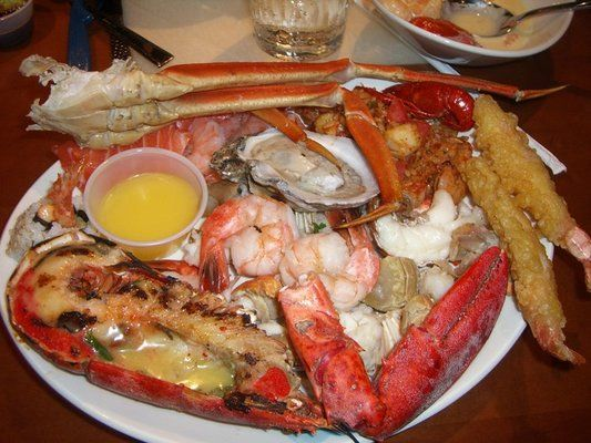 Surprising Freddy Keren 2008 Vegas Seafood Buffet At The Rio Yelp Home Interior And Landscaping Ologienasavecom