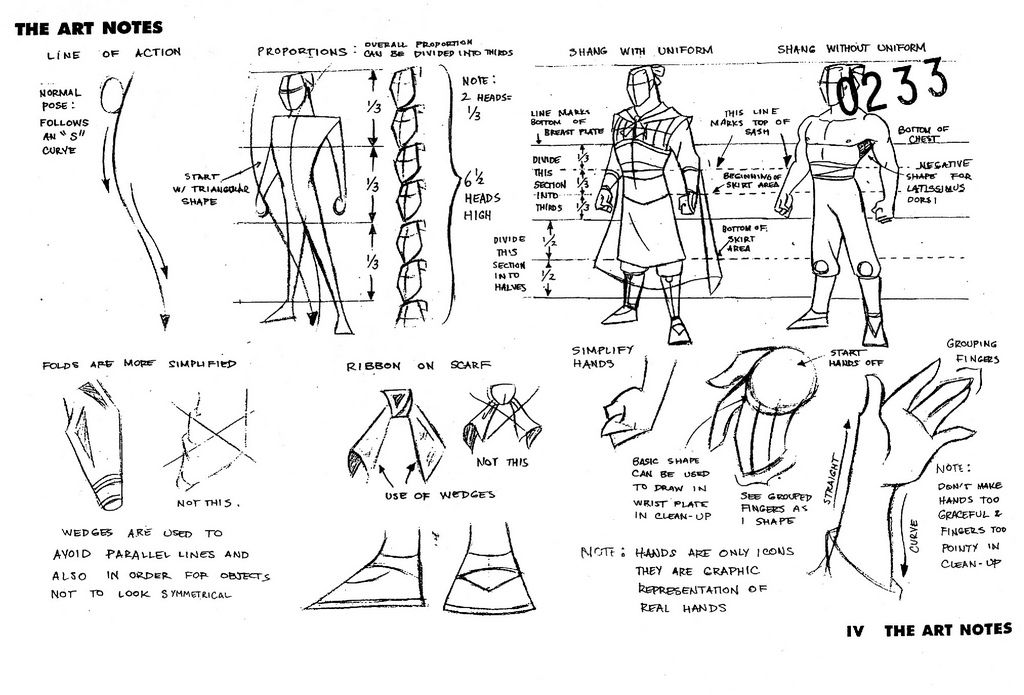Character Design Tips And Tricks : Mulan original concept art collection tips and