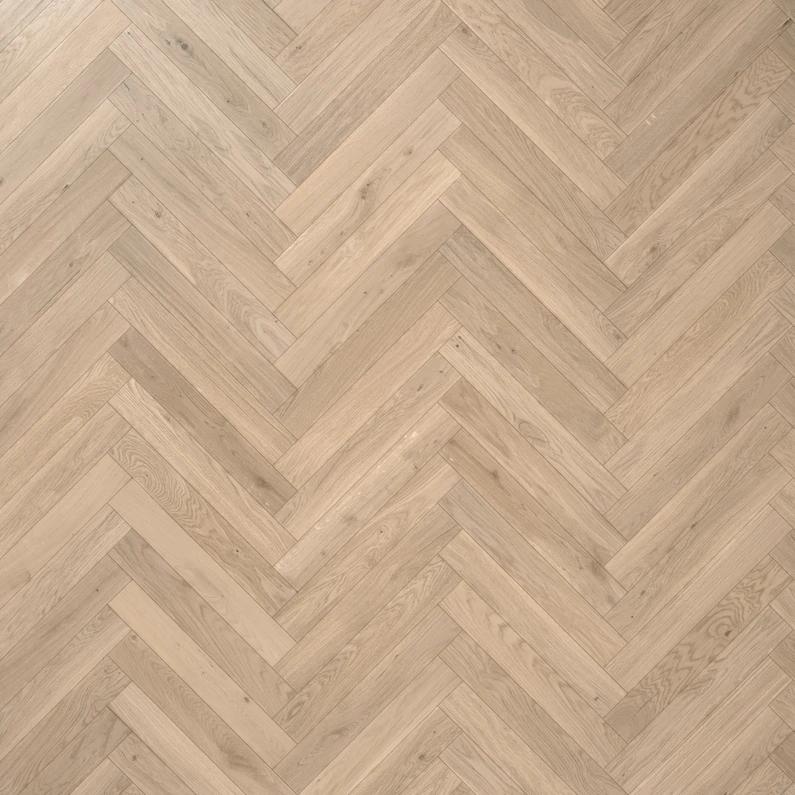 Parquet Contrecolle Forte Chene Naturel Vitrifie S Baton Rompu Leroy Merlin Wood Floor Design Wall Panel Design Material Textures