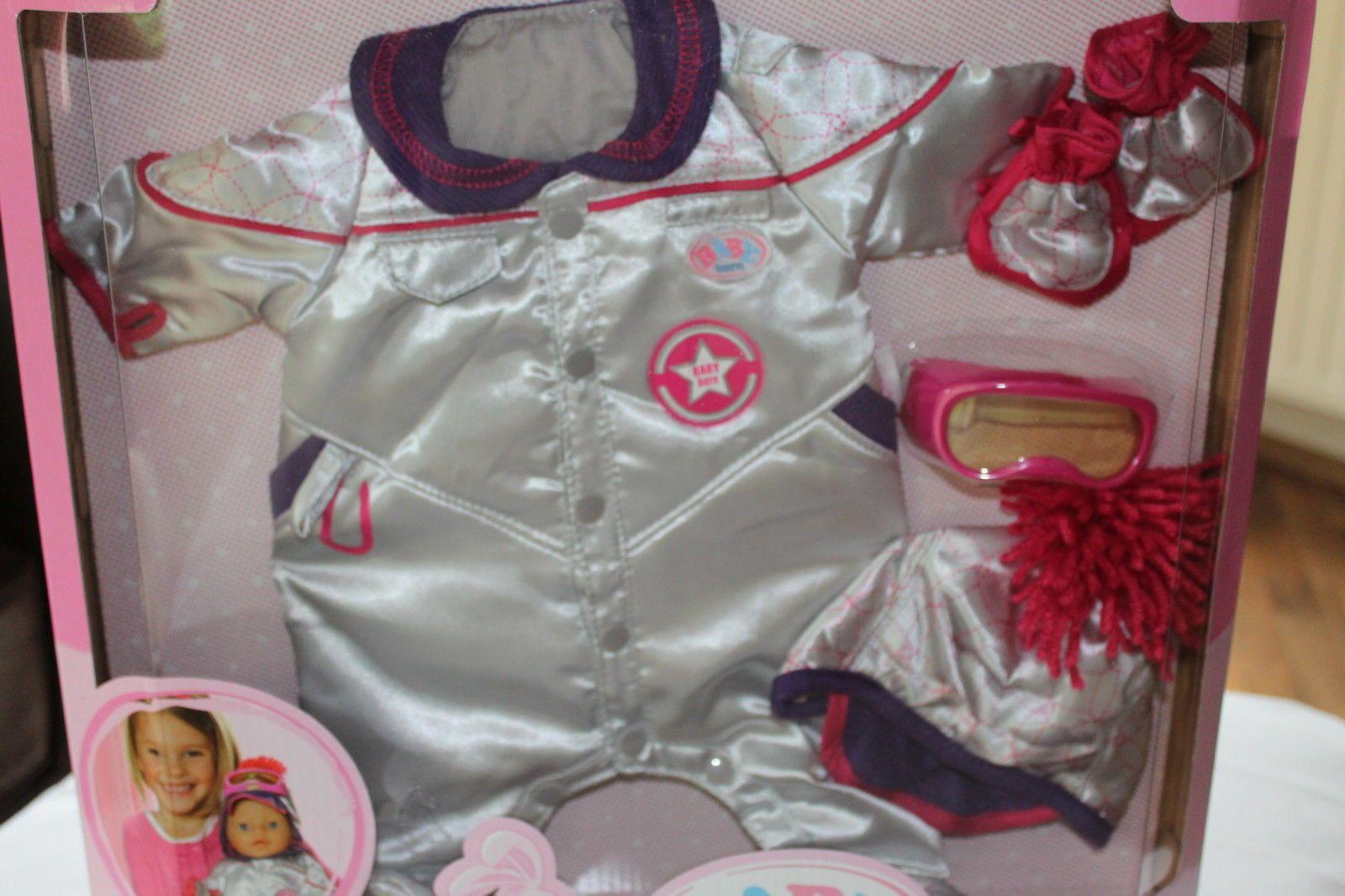 Zapf Creation Baby Born Puppenkleidung Deluxe Set Winter Neu Ovp In Spielzeug Puppen Zubehor Babypuppen Zubehor Ebay Odezhda