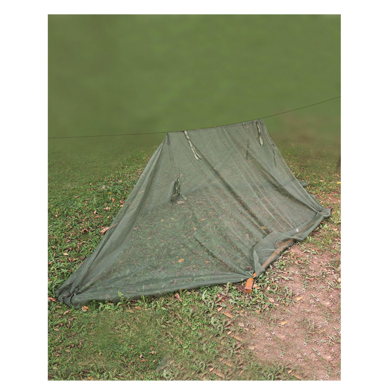 Netz Spannen ein praktisches cing moskitonetz in zeltform zum schutz vor