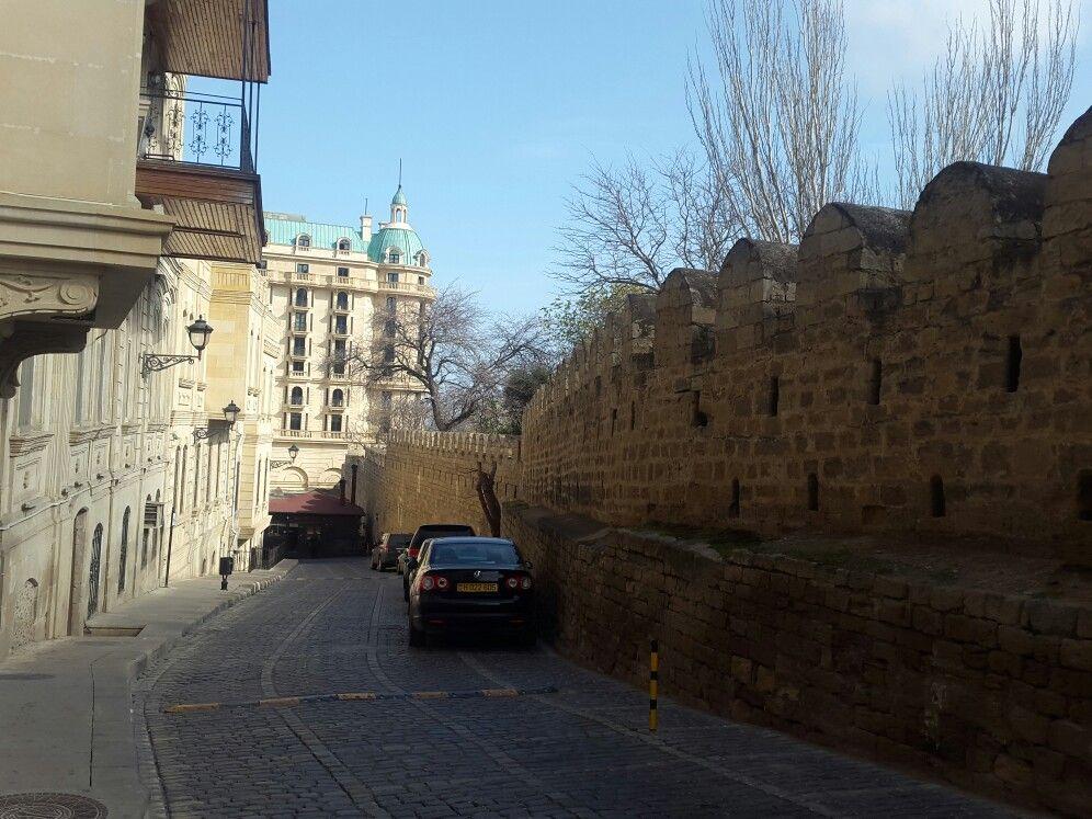 Ichari Shahar Inner City Old Baku Inner City City Big Ben