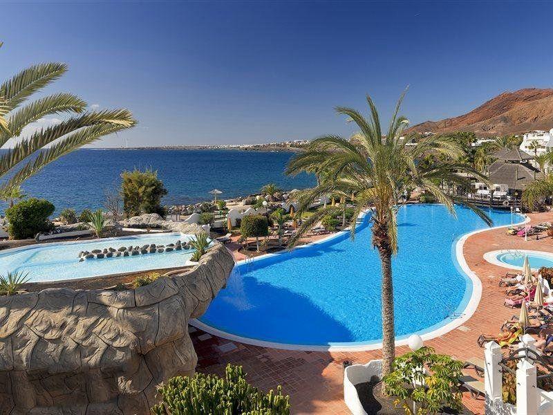 4-Sterne Traumhotel auf Lanzarote: 7 Tage in Strandlage mit Flug + Frühstück ab 573 € (mit Halbpension ab 604 €) - Urlaubsheld | Dein Urlaubsportal