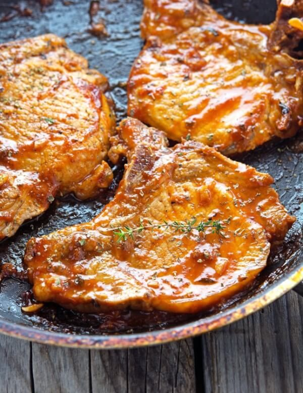 Paleo Pork Chops Recipes You Ll Want To Try Honey Garlic
