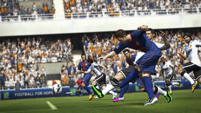 FIFA 14 – Gameplay Trailer for the Next Generation of Football Gaming