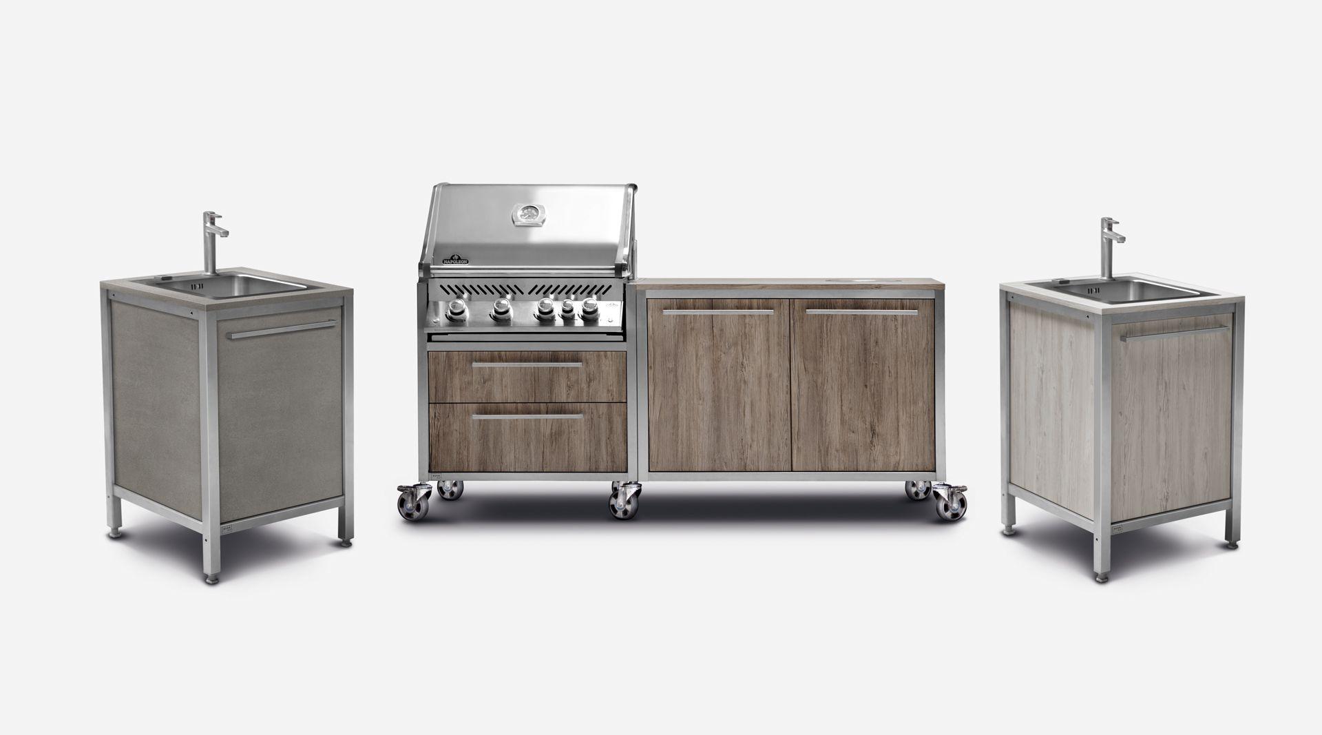 Unsere Kuchen Burnout Kitchen Die Outdoorkuche Outdoor Storage Box Outdoor Storage Outdoor Furniture