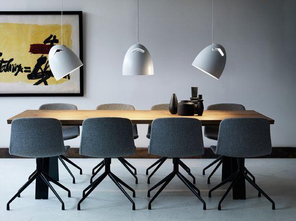 Enormt DARØ - Bell+ - lampe - bell pendel - pendel - dansk design - darø QH-55