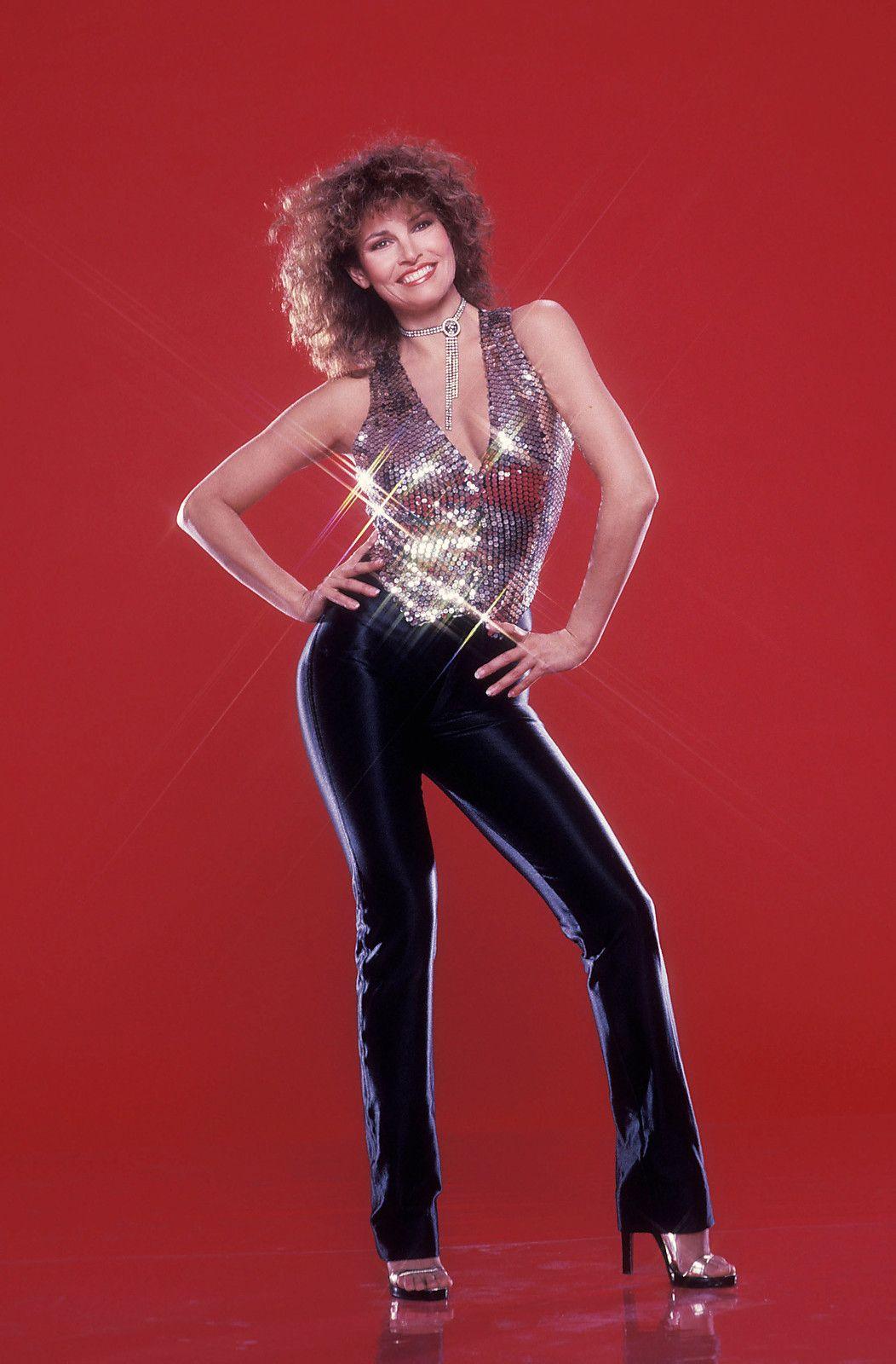 Raquel Welch Disco Style Los Fabulosos 70 S Raquel Welch