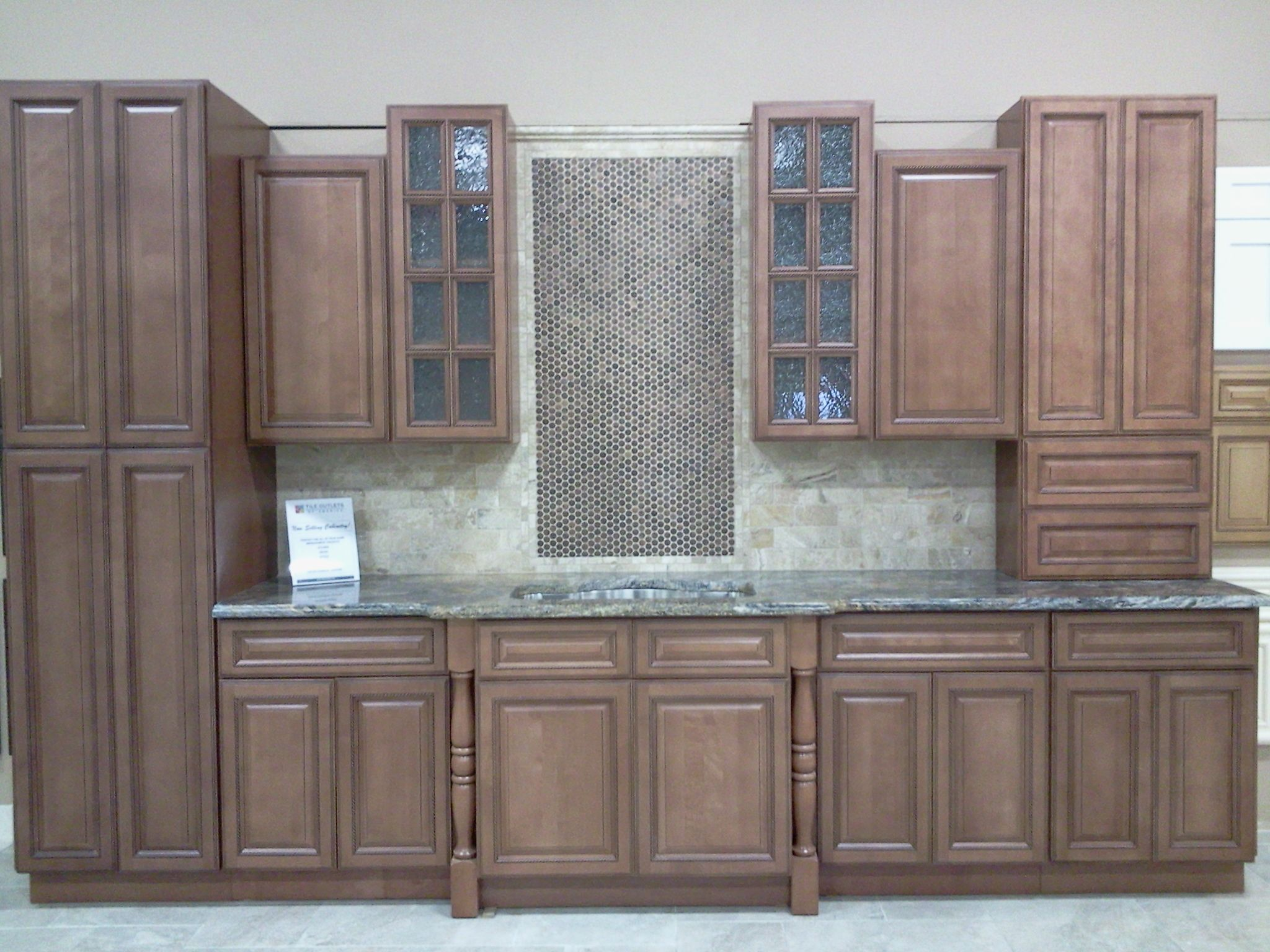kitchen inspiration in tile outlets of