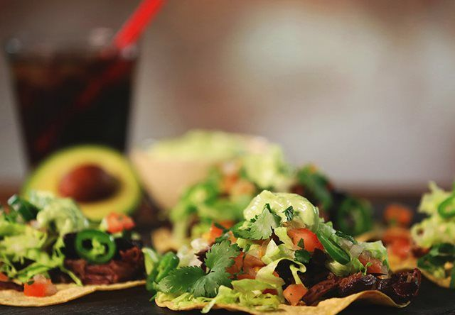 Short Ribs Tacos With California Avocado Aioli