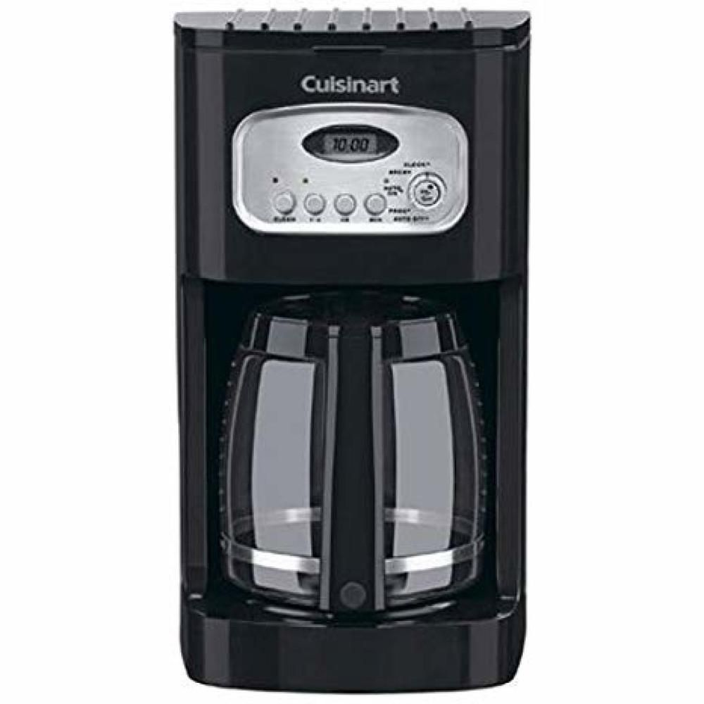 Coffee maker 12cup programmable automatic with charcoal