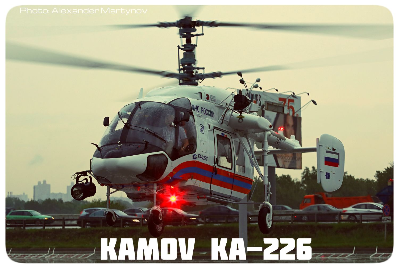 #Kamov #Ka226