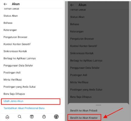 cara mengaktifkan semua lagu di instagram