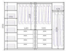 Forrar armario 2 armarios grandes y 1 peque o mijas - Costa muebles mijas ...