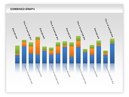 Combined Graph http://www.poweredtemplate.com/powerpoint-diagrams ...