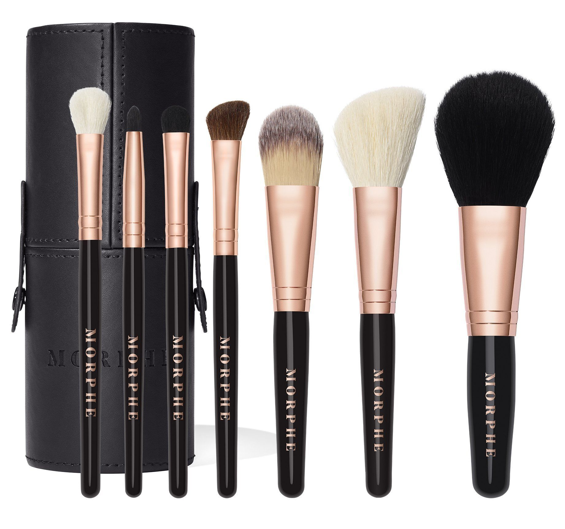 Rose baes brush collection (With images) Rose gold brush
