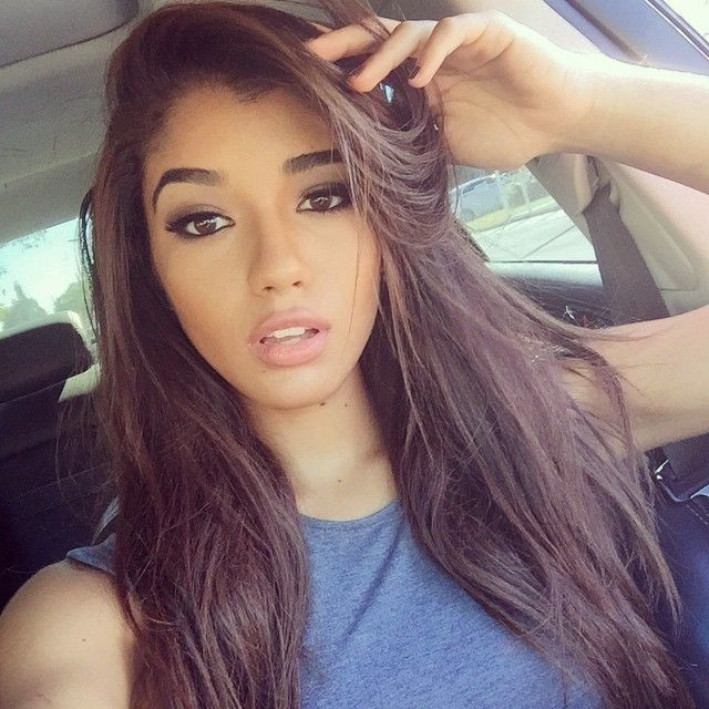 Being Black And Hookup Hispanic Ladies Selfie