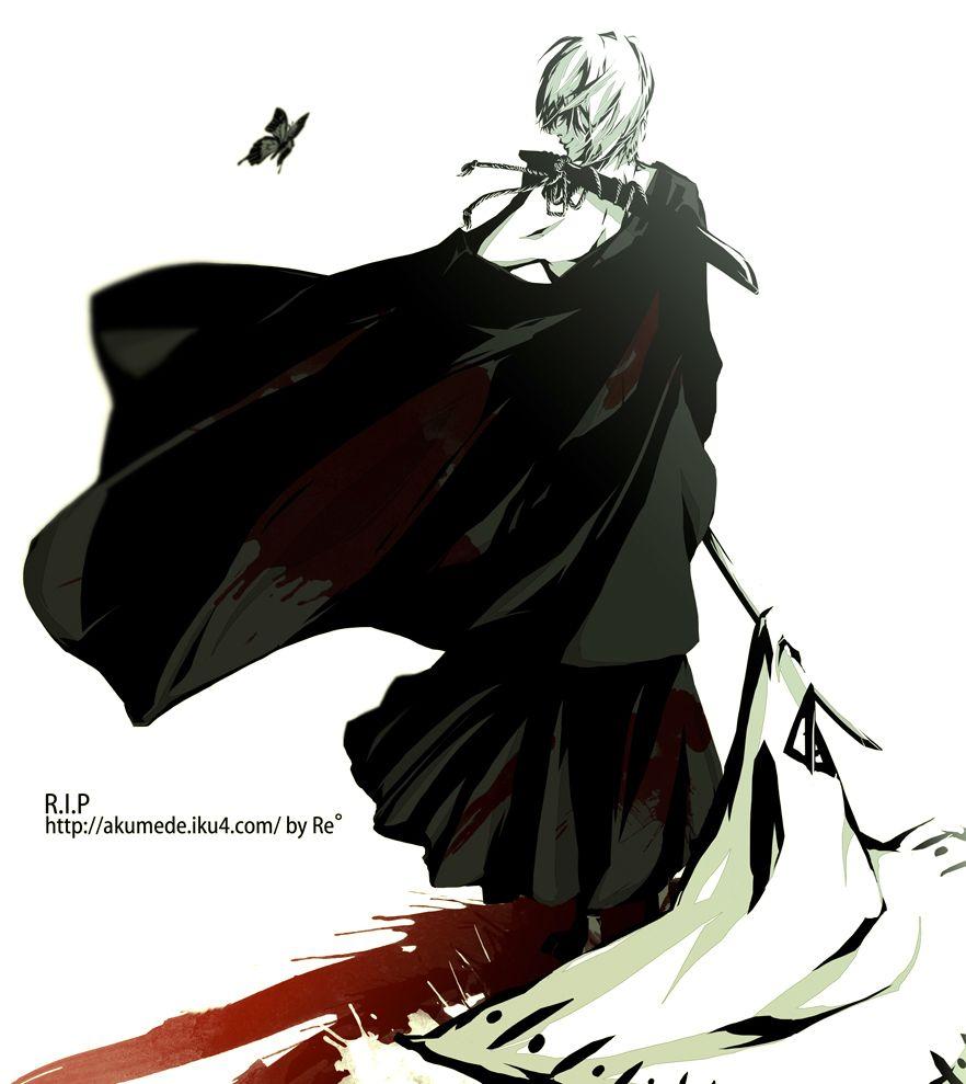 Ichimaru Gin | bleach | anime | fanart