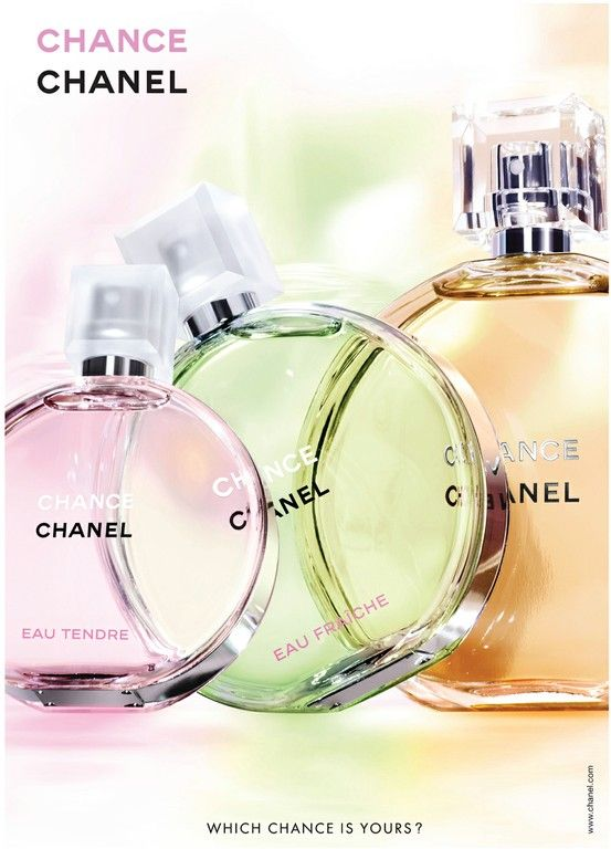 df6d79e9 Chanel Chance....think is the perfume I tried at Elizabeth's...it ...
