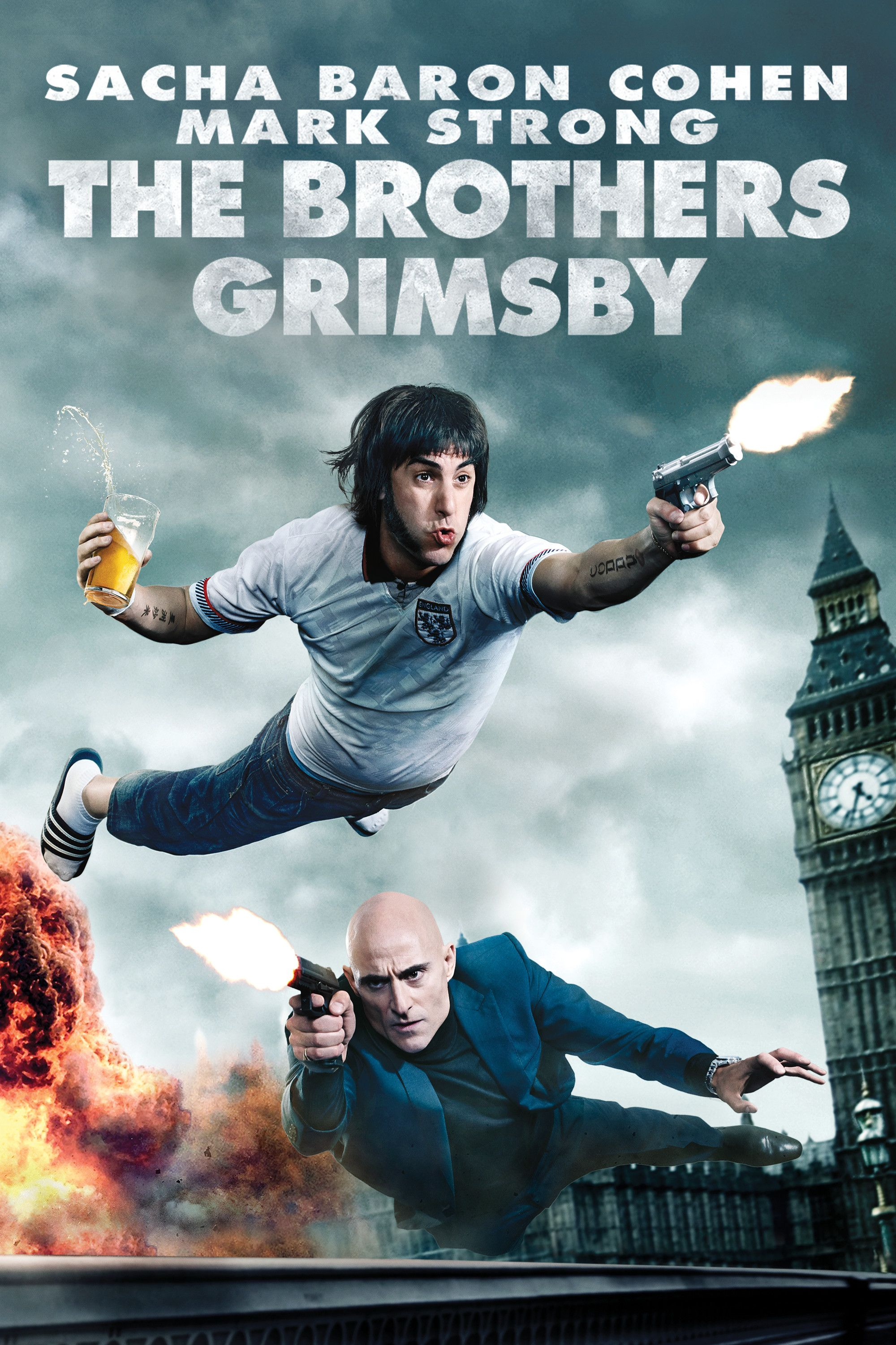 Grimsby Gets a Second Trailer and an Unscreenable Clip