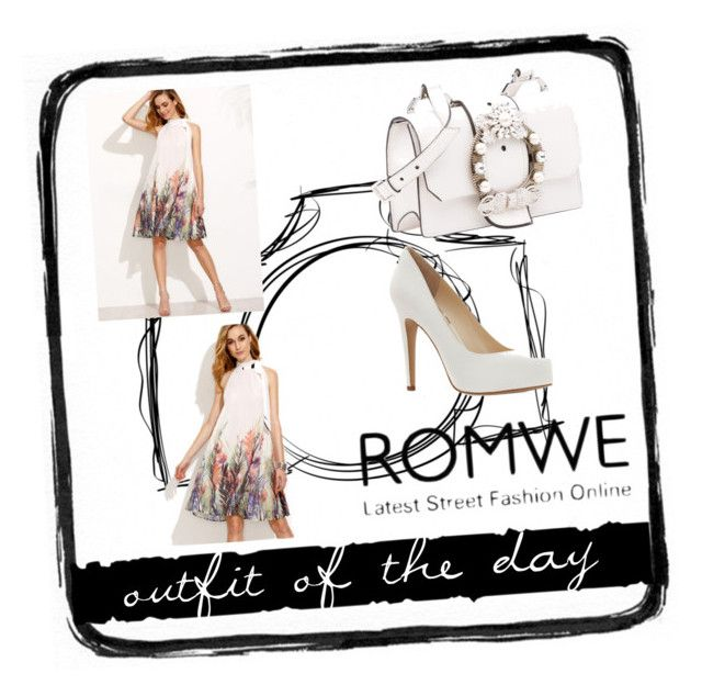 """""""Romwe"""" by lelita468 ❤ liked on Polyvore featuring Miu Miu, Jessica Simpson and Tim Holtz"""