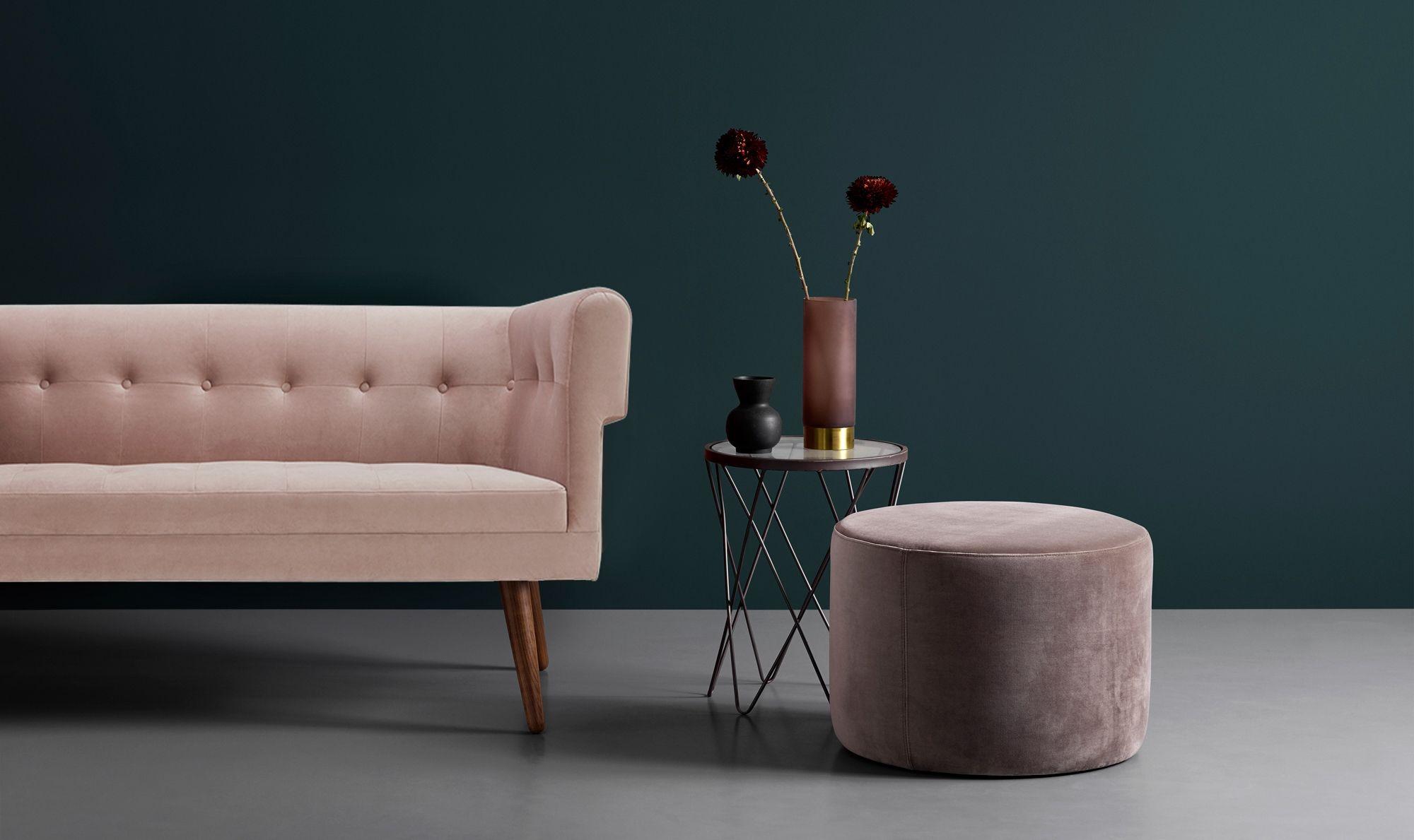 Nieuwe #meubel #zitmeubel #sofa #interieur #trend 2017 #pastel ...