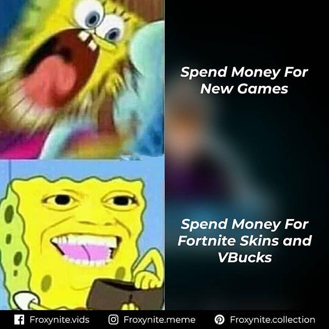 Update Fortnite Meme Everyday Froxynite Meme Foto Dan Video Instagram Fortnite Memes Gaming Blog