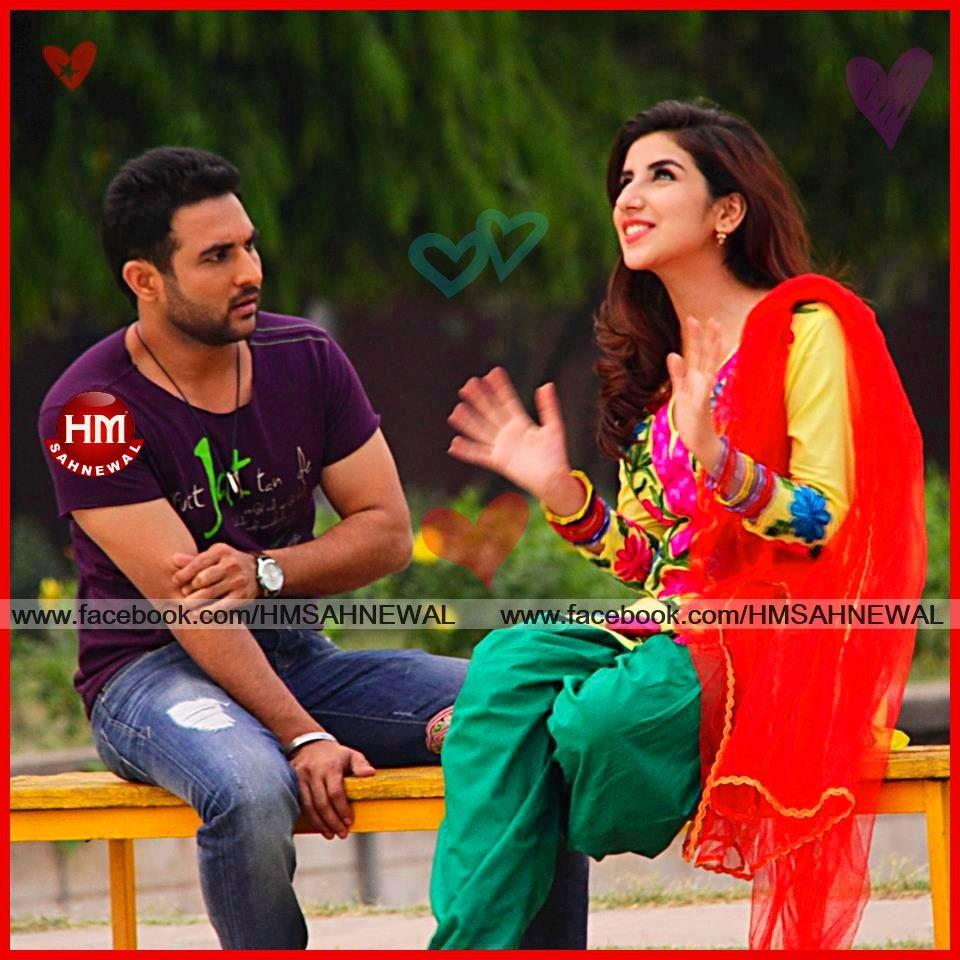 Punjabi Couple Wallpapers On Facebook