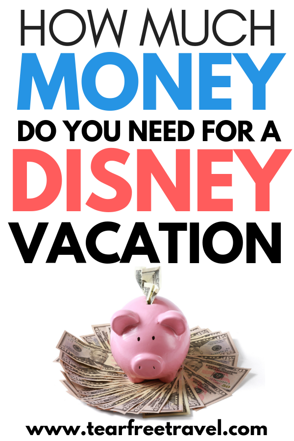 How much money do you need for Disney World | Disney world ...