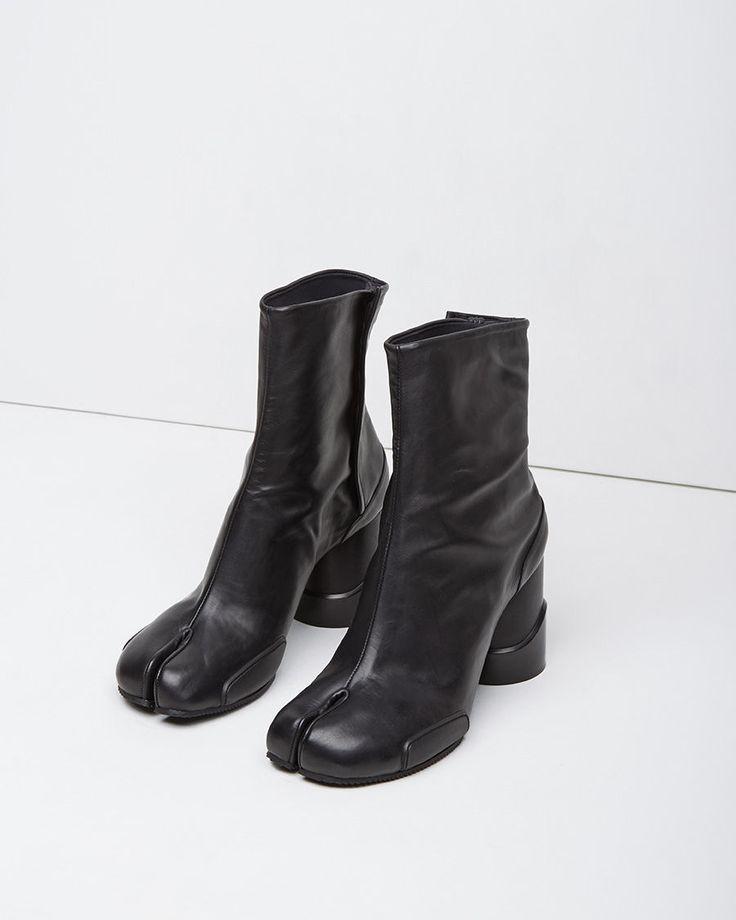 Black Tabi Loafers Maison Martin Margiela 2DctcxYBO
