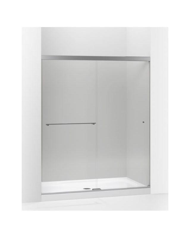Kohler K 707206 L Shower Doors Frameless Sliding Shower Doors