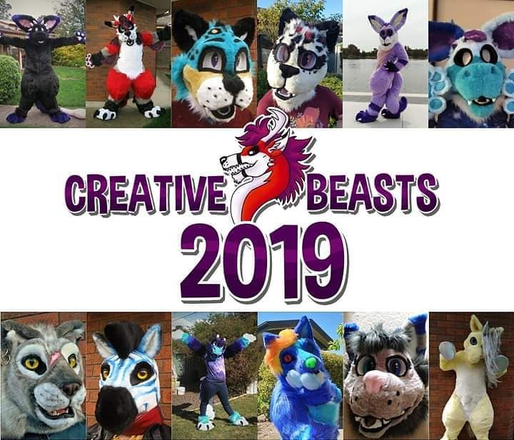 Thank you everyone for a fantastic year! This year I made 12 fursuits, did 13 commissions, sold at