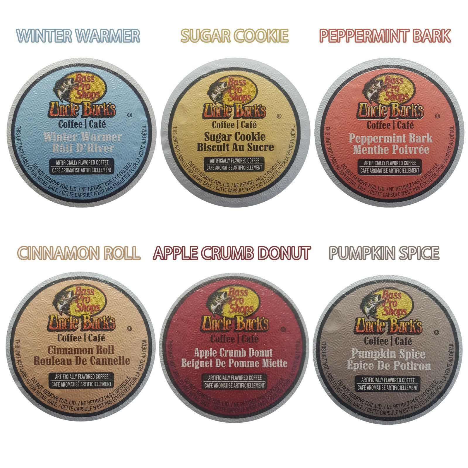 KCups Coffee Variety Flavors Pods for Keurig K Cup