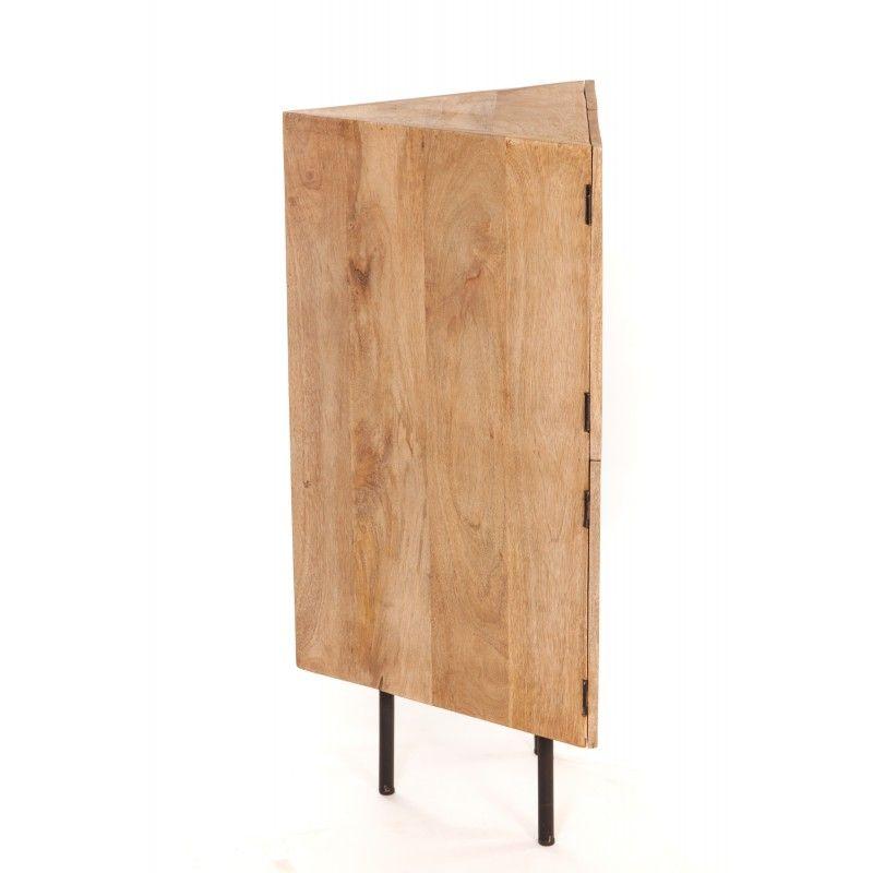Meuble d\u0027angle design bois meuble d\u0027angle Pinterest