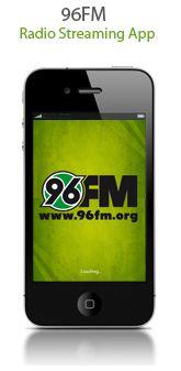 Eine neue squaredenker iOS App hat die neuen Räumlichkeiten verlassen. Die 96FM App, die App zum Fanradio von Hannover 96. Ab jetzt im Apple App Store...