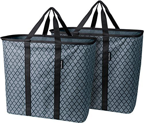 Clevermade Snapbasket Laundrycaddy Popup Hamper Collapsible