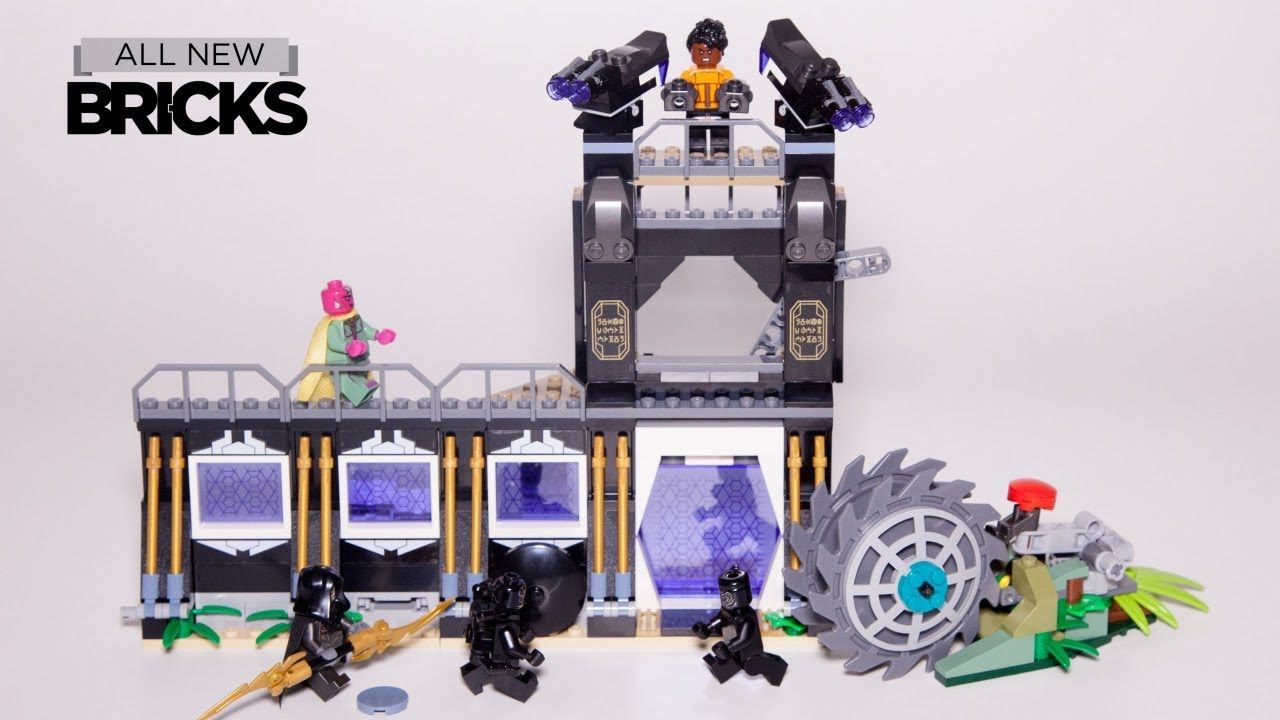 Lego Marvel Super Heroes 76103 Corvus Glaive Thresher Attack Lego Speed Build With Images Lego Marvel Super Heroes Marvel Superheroes Corvus Glaive