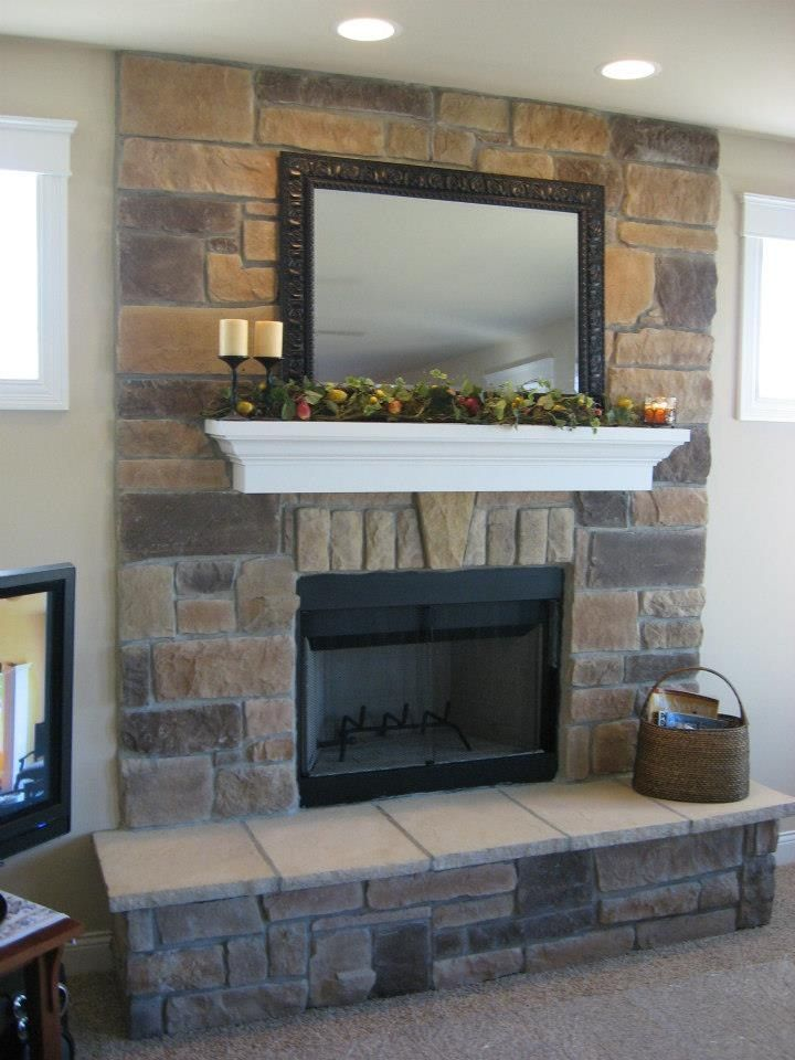 Fireplace love the hearth