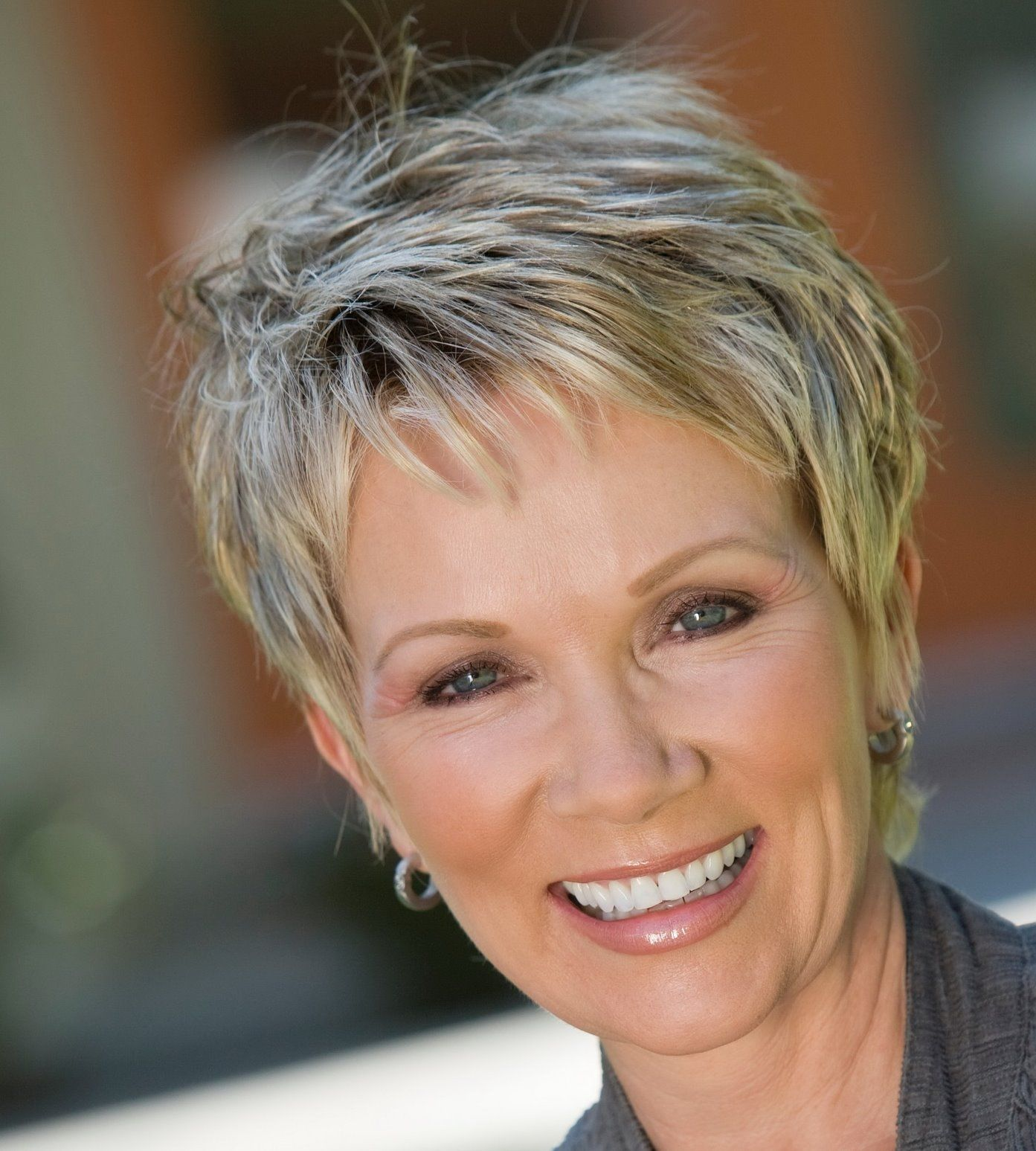 Stylish Pixie Hair for Older Women Reny styles