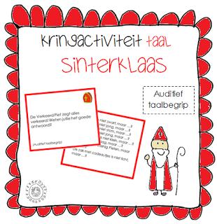 Les ideeën voor kleuterjuffen en kleutermeesters. #themasinterklaas