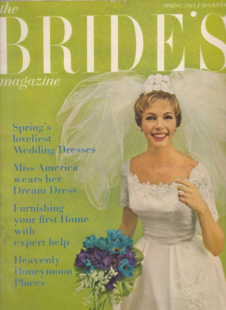 The Bride S Magazine