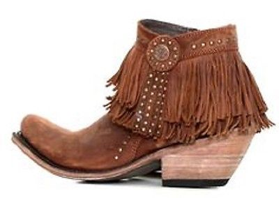 Pin by Roslyn White on Western Fringe Ankle Boots | Pinterest ...