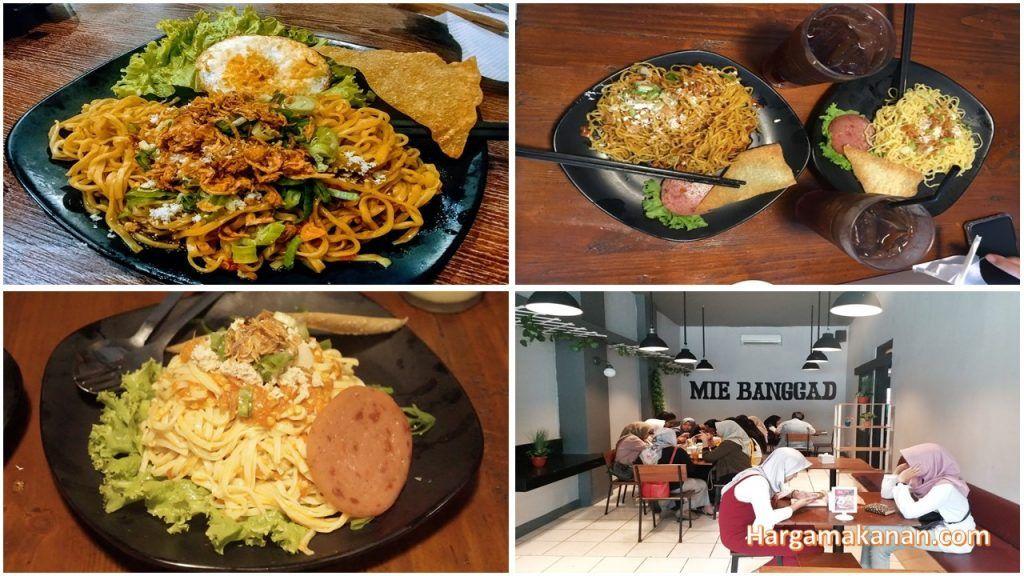 Harga Menu Mie Bangcad Malang Makanan, Kfc, Rebusan