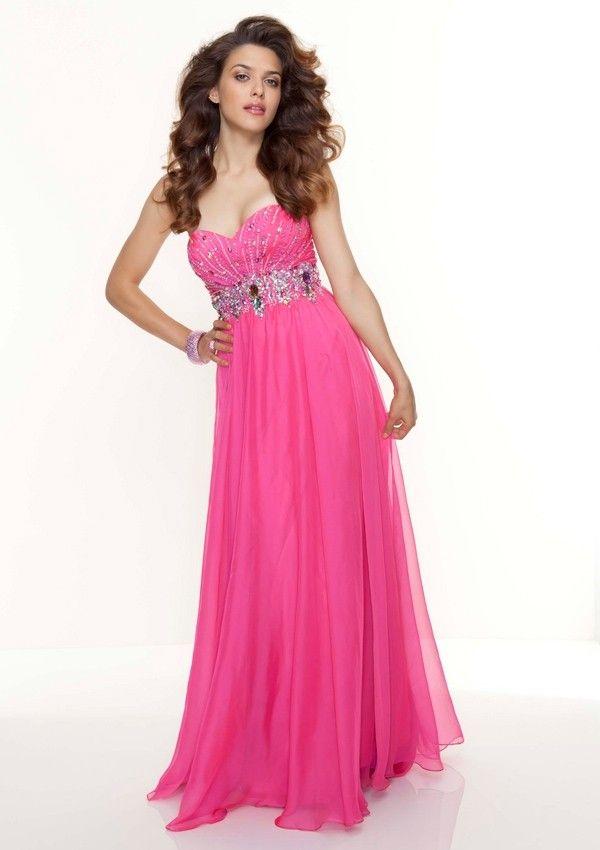 Pink Purple Wishesbridal Ball Gown Prom Dress Princess Prom Dress ...