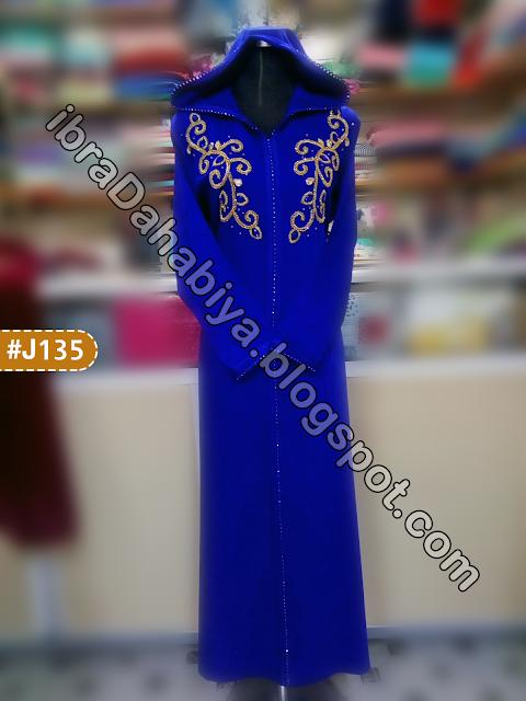 الإبرة الذهبية من يقاوم جمال الأزرق الملكي في جلابة مغربية مرصع بالذهبي Formal Dresses Long Formal Dresses Fashion