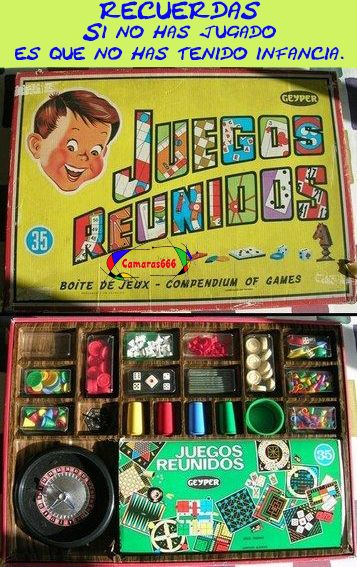 Juegos Reunidos Geyper En Los Anos 70 Y 80 Era Uno De Los Juegos