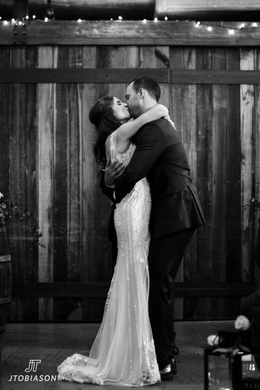 Barrett & Kristin Cast Iron Studios Wedding Bellevue