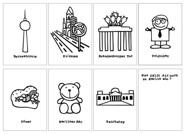 Malbücher Berlin Zum Ausmalen Ein Designerstück Von Kuni Bei