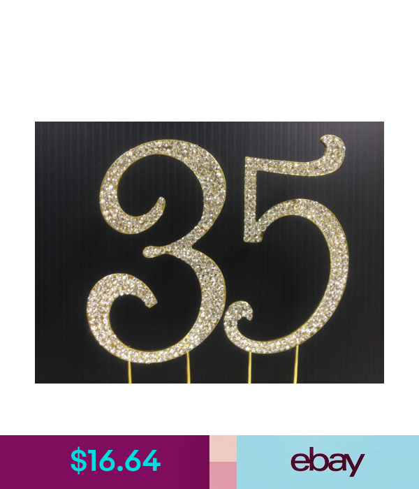 Beads Cake Toppers Home & Garden